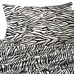 Hotel Satin Luxury Sheet Set - Zebra