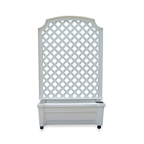 Calypso Planter with Trellis