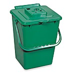 Green Kitchen Compost Pail and Filters