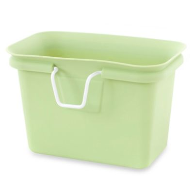 Scrap Happy Scrap Collector & Freezer Compost Bin in Green