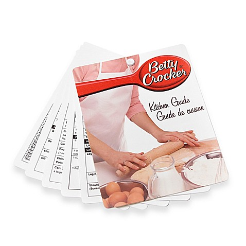 Buy Betty Crocker 174 Kitchen Guide From Bed Bath Amp Beyond