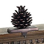 Pinecone Stocking Hanger