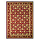 Safavieh Lyndhurst Floral Bouquet 8-Foot x 11-Foot Room Size Rug in Red