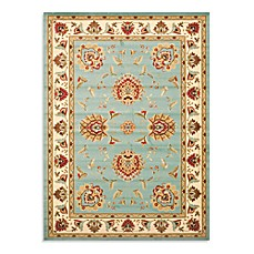 Safavieh Lyndhurst Flower Palmette Rug in Blue