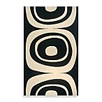Momeni Elements Rug in Black