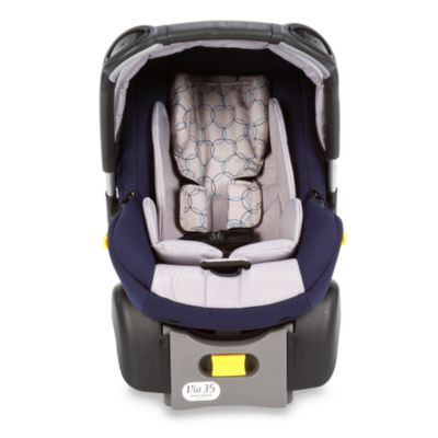 The First Years™ Via 35 Infant Car Seat in Navy