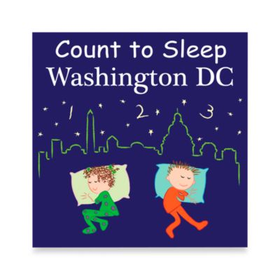 Count to Sleep Board Book in Washington D.C.