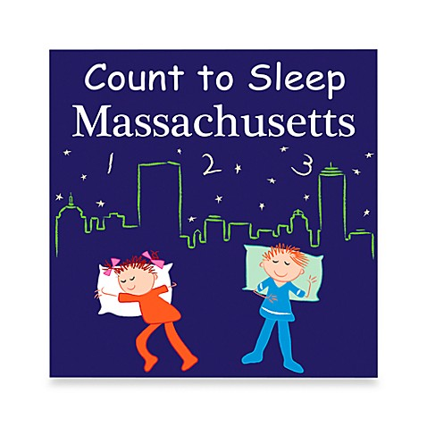 Count to Sleep Board Book in Massachusetts