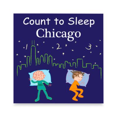 Count to Sleep Board Book in Chicago