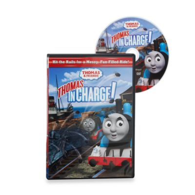 1-2-3 Learn DVD: Thomas is Charge!