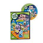 LeapFrog® DVD: Sing and Learn with Us!