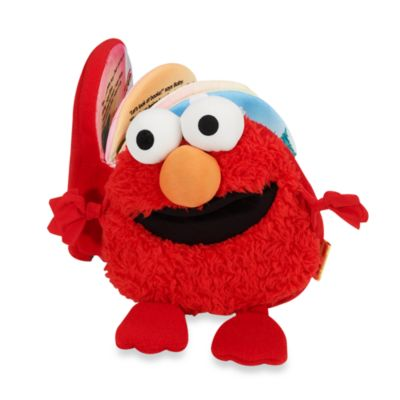 Elmo Loves the Three Bears Snuggle Up Pal and Book - from Sesame Street