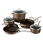 Calphalon® Contemporary Nonstick Bronze Anodized Edition 10-Piece Cookware Set and Open Stock