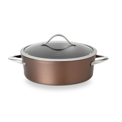 Calphalon® Contemporary Nonstick Bronze Anodized Edition 5-Quart Dutch Oven