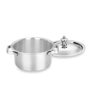 Cuisinart® Stainless Steel Mini 0.32-Quart Dutch Oven Servers (Set of 2)