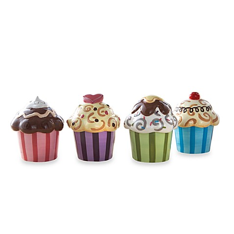 Confections Cupcake Cups (Set of 4)