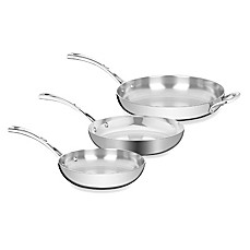 Cuisinart® French Classic Tri-Ply Stainless Skillet