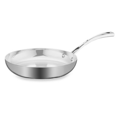 French Classic Tri-Ply Stainless 10-Inch Skillet