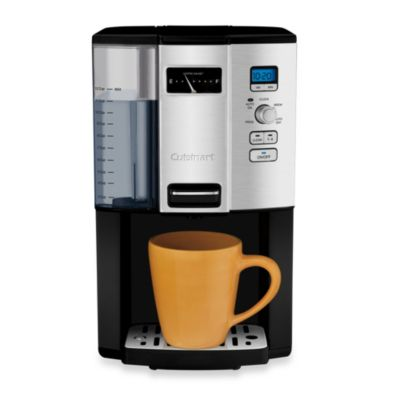 Single Coffee Maker Bed Bath And Beyond : Buy Cuisinart Coffee On Demand 12-Cup Programmable Coffee Maker from Bed Bath & Beyond