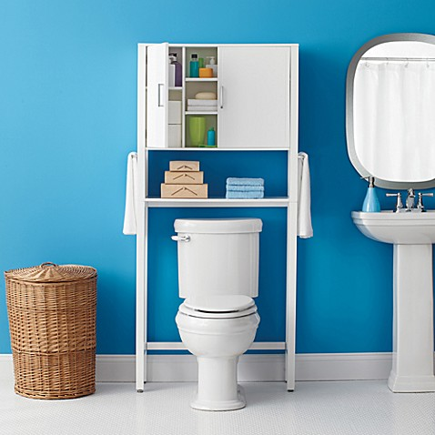 Real Simple® Solutions Space-Saving Bath Cabinet