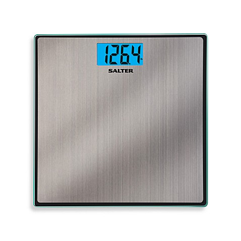 Salter Digital Stainless Steel Bath Scale
