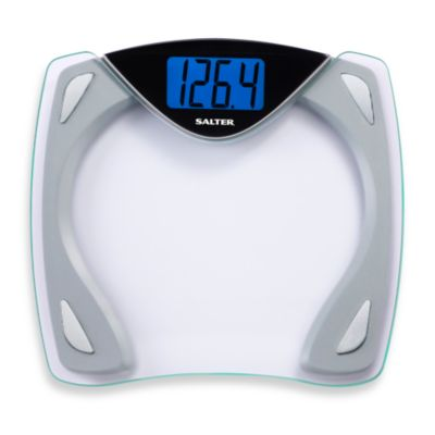 Textured Glass Digital Scale