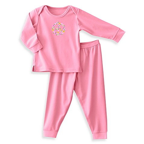 HALO® Pink Luxury 2-Piece Pajamas
