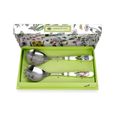 Portmeirion® Botanic Garden Salad Servers (Set of 2)