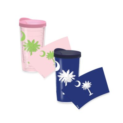 Tervis Tumbler Palmetto 16-Ounce Tumbler in Blue