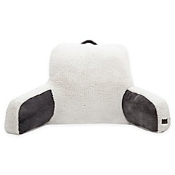 Clifton Backrest Pillow In Charcoal by Ugg