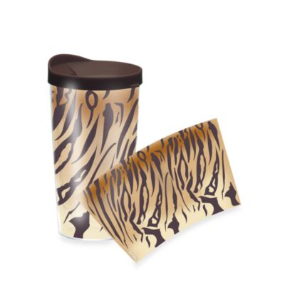 Tervis® Tiger Print 16-Ounce Tumbler