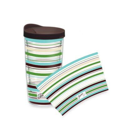 Multi Stripe Tumbler