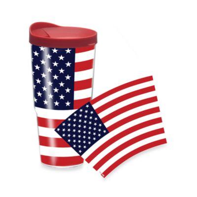 Tervis® American Flag Wrap 24-Ounce Tumbler