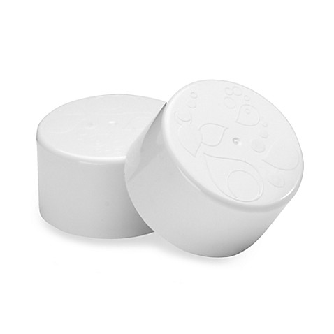 SodaStream White Bottle Caps (Set of 2)