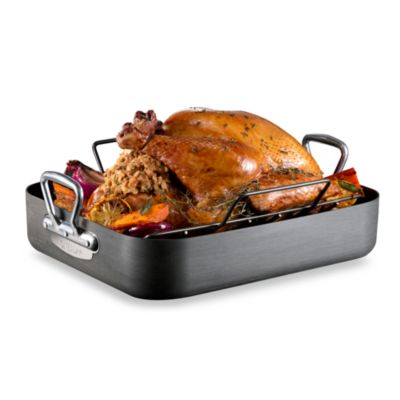 Oneida® Hard Anodized Roaster