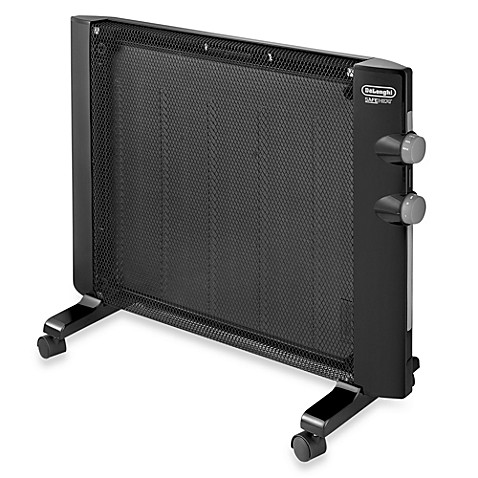 De'Longhi Wall-Mountable Mica Panel Heater