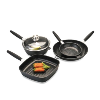 BergHOFF® Scala 5-Piece Non-Stick Cookware Set