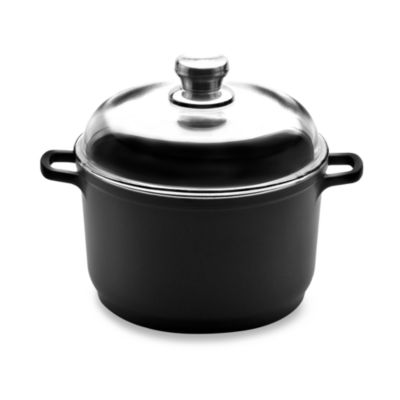 BergHOFF® Cast 4.2-Quart Nonstick Covered Casserole