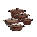 BergHOFF® Neo Cast Iron Covered Casseroles
