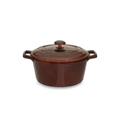 BergHOFF® Neo Cast Iron 2.5-Quart Round Covered Casserole