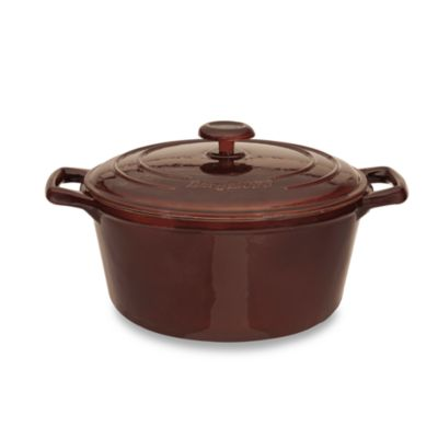 BergHOFF® Neo Cast Iron 7.3-Quart Round Covered Casserole