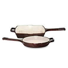BergHOFF® Neo Cast Iron Fry Pans and Grill Pans