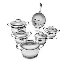 BergHOFF® Zeno 12-Piece Stainless Steel Cookware Set