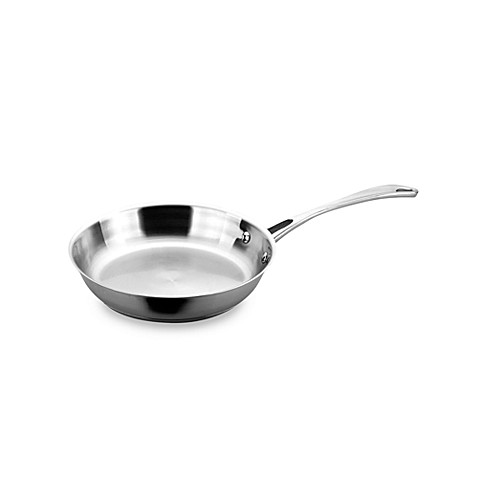 BergHOFF® 10-Inch Copper-Clad Stainless Steel Fry Pan