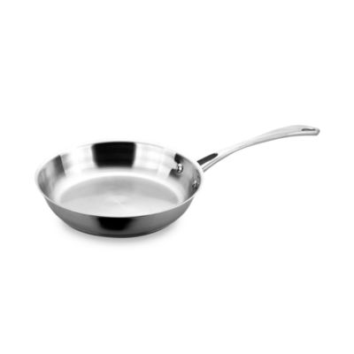 """BergHOFF® 12"""" Copper-Clad Stainless Steel Fry Pan"""