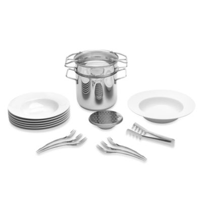 BergHOFF® Studio 20-Piece Pasta Set