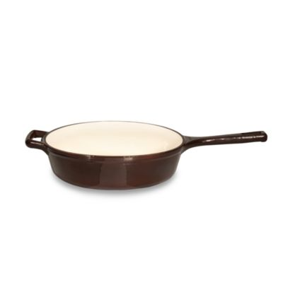BergHOFF® Neo Cast Iron 3.8 Quart Saute Pan
