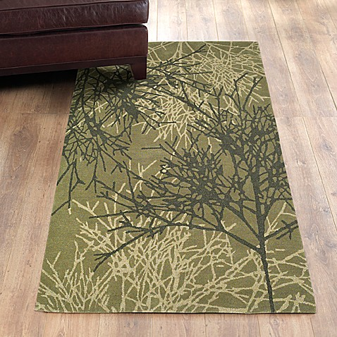 Square 9 Mirage Winter Sage Rug