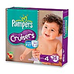 26-Count Pampers® Size 4 Cruisers Diapers