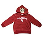 Mascot Pullover Hooded Sweatshirt - University of Oklahoma